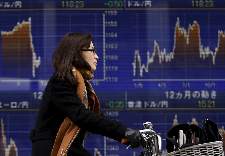 Asian Stocks Mixed, Investors Await Further Inflation Clues By Investing.com