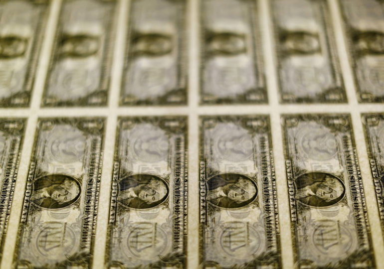Dollar jumps as strong run of data turns all eyes to payrolls By Reuters