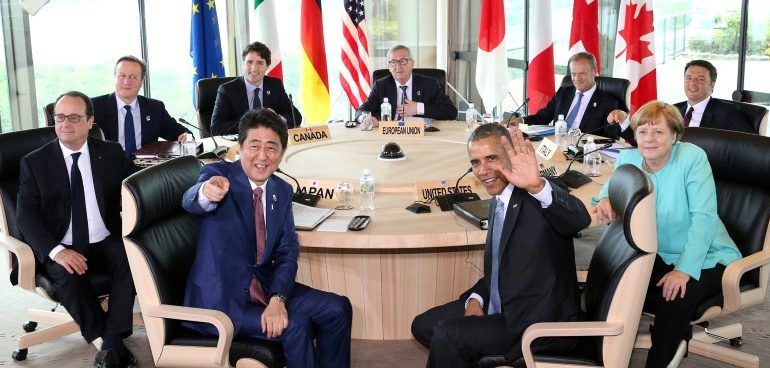 G-7 Strikes Deal to Revamp Tax Rules for Biggest Firms By Bloomberg