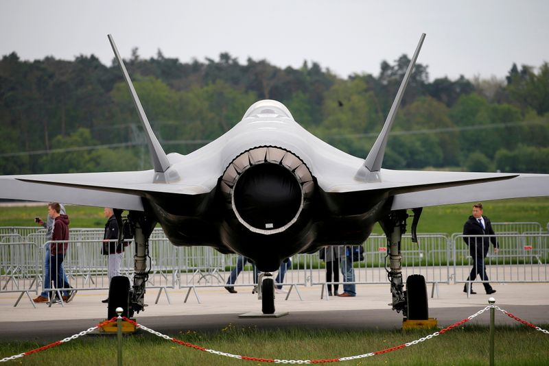 Lockheed in discussions with government to finalize F-35 deliveries for 2022