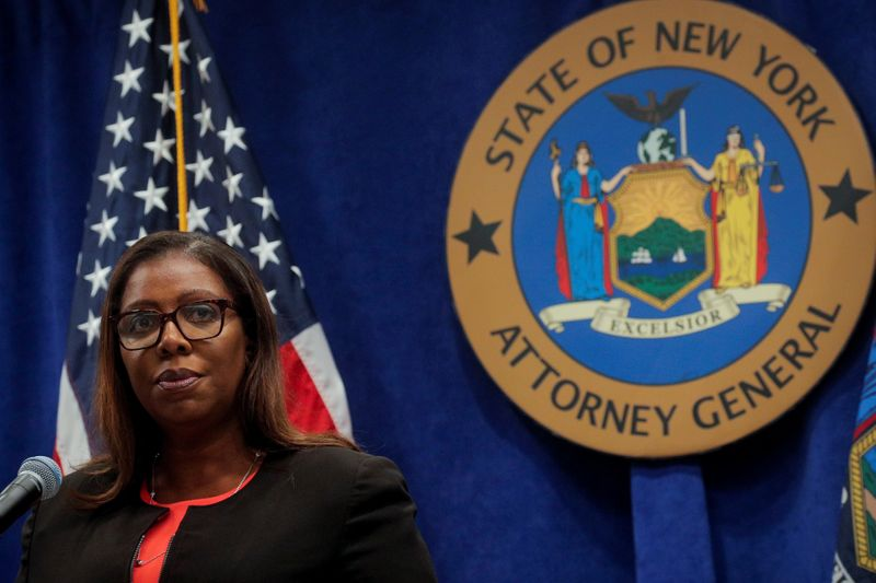 NRA drops lawsuit against NY attorney general, to pursue claims in Manhattan