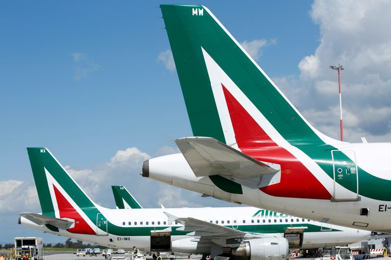 Ryanair to appeal against state funds injected into new Alitalia - paper