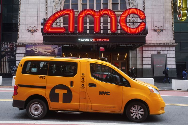 Exclusive-Some on Wall Street try options trade to bet against AMC without getting burned
