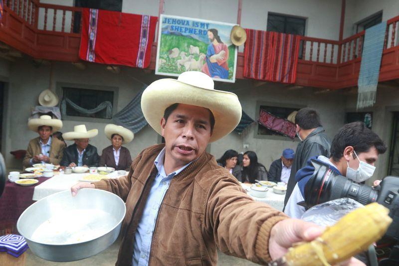 Peru could face capital flight if Castillo clinches presidency - JPMorgan