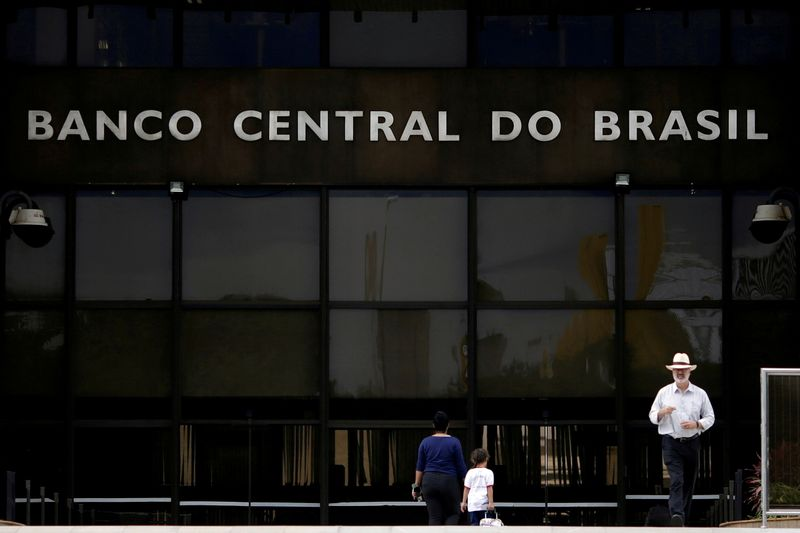 Brazilian banks' profitability falls in 2020, but recovery expected this year - central bank
