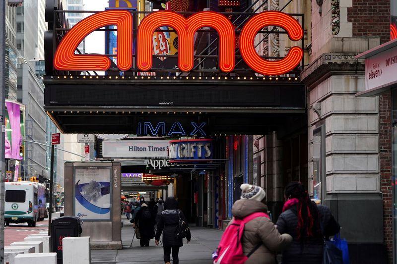 AMC jumps 19% as funds eye bearish bets