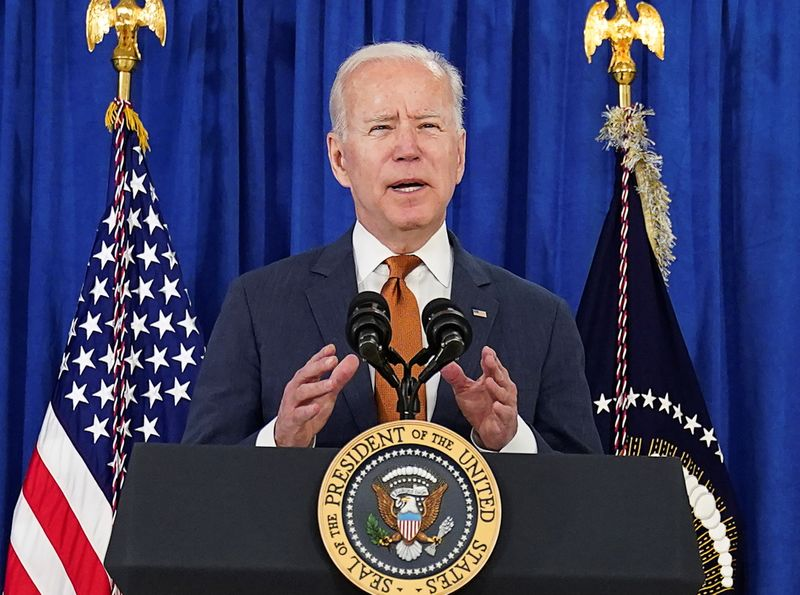 Biden administration creates task force to supply chain shortages