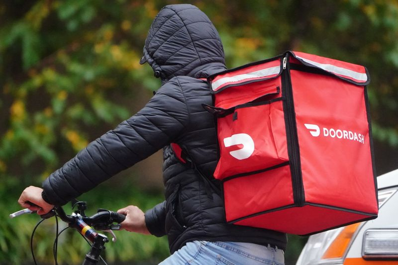 SoftBank-backed Doordash enters Japan