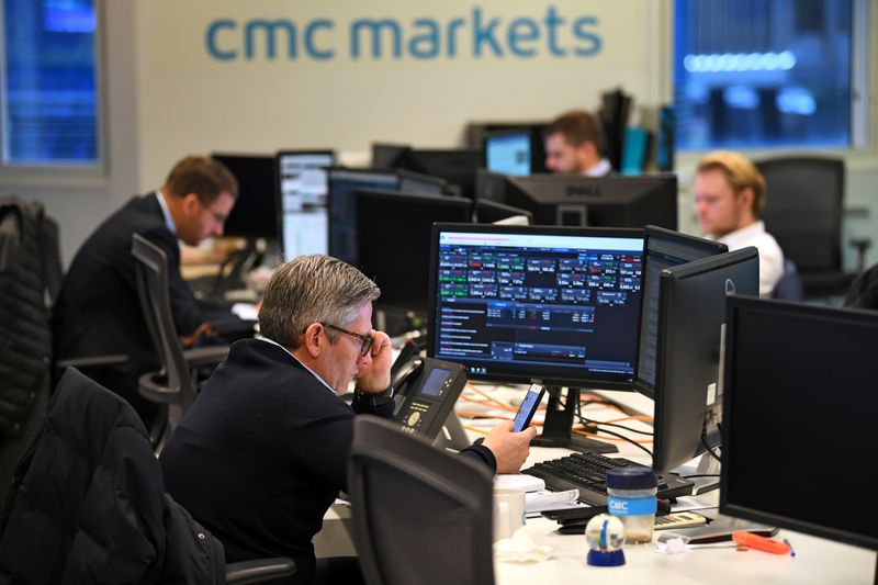 Trading platform CMC Markets doubles full-year profit