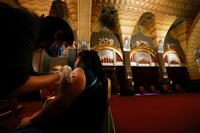 U.S. has administered 309.3 million doses of COVID-19 vaccines, CDC says