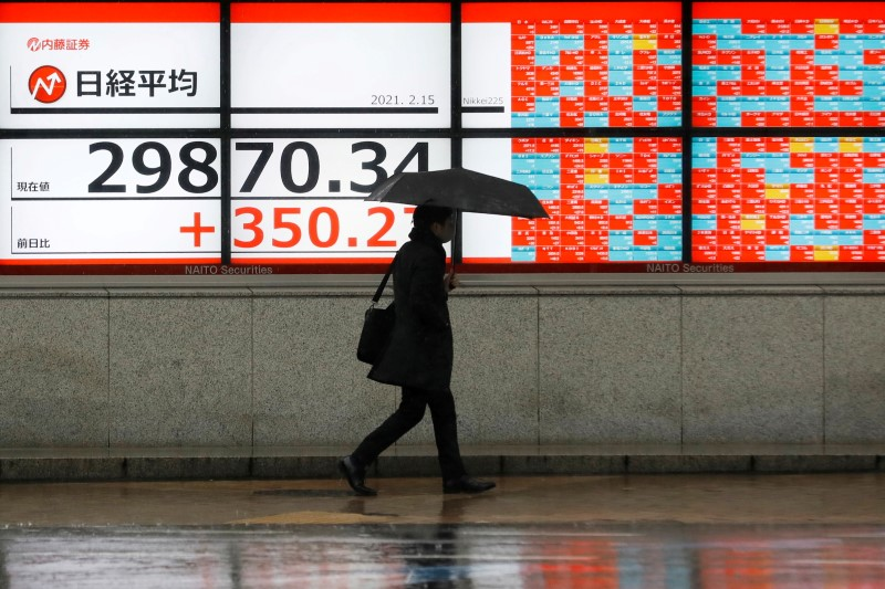 World stocks scale another peak as await Fed signal