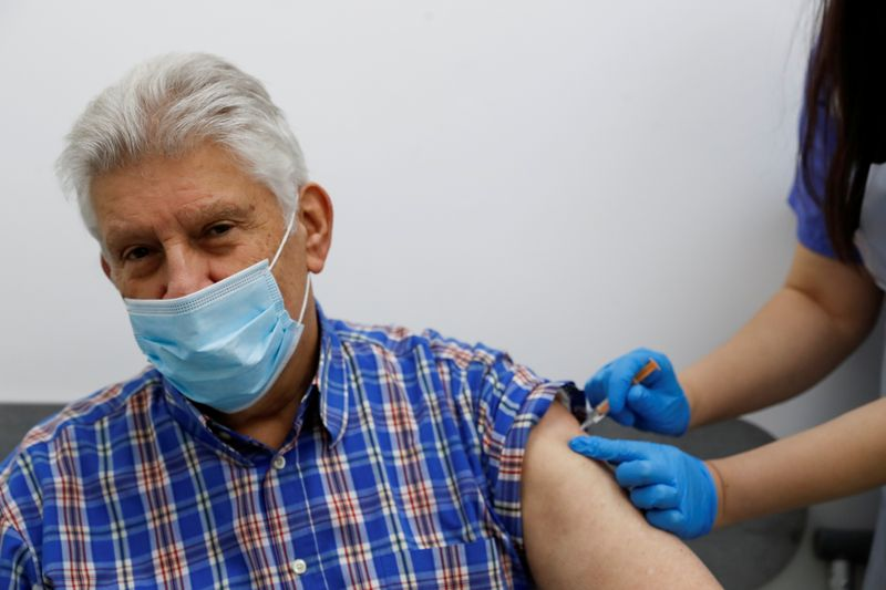 UK study finds vaccines offer high protection against hospitalisation from Delta variant
