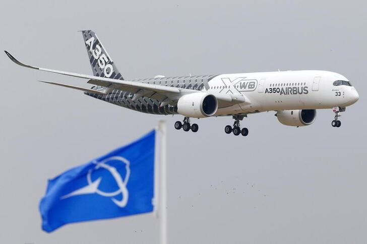 U.S, EU agree truce in 17-year aircraft subsidy battle