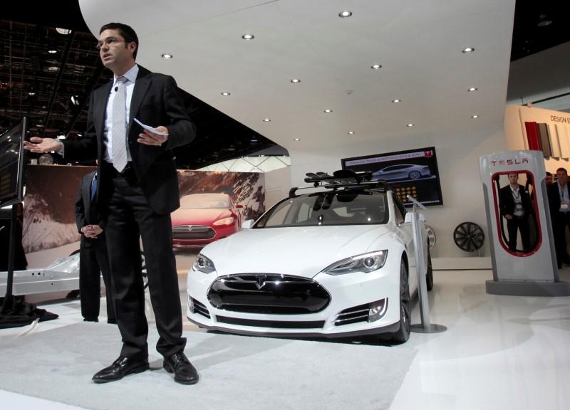 Ex-Tesla president sold stocks worth $247 million since June 10 - SEC filing