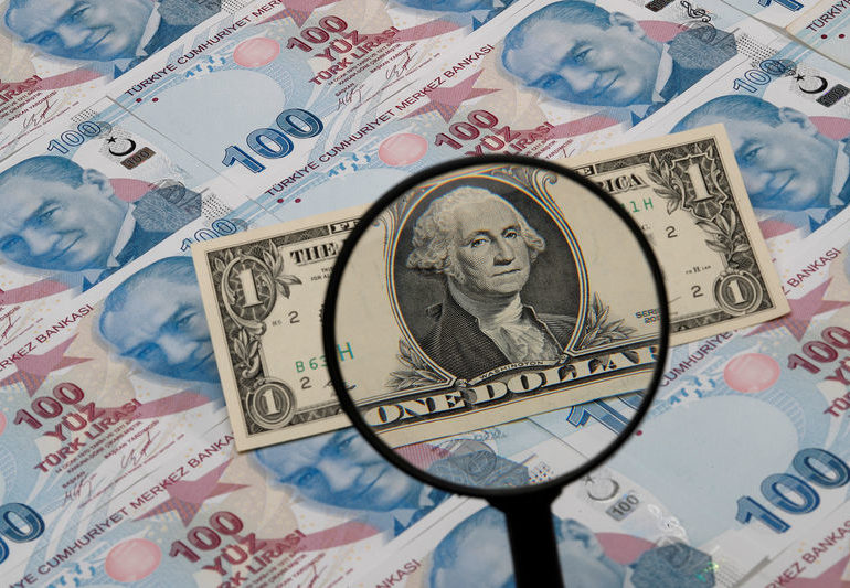 Dollar Mixed as CPI, Minutes Cement Tapering Expectations; Lira Slumps to New Low By Investing.com